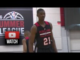 Noah Vonleh Full SL Highlights vs Spurs (2015.07.14) - 20 Pts, 8 Reb