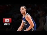 Seth Curry Full SL Highlights vs Nets (2015.07.13) - 20 Pts, Sick 1st Half!