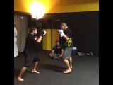 @renat_abu_ahmad on Instagram Тренировка с @khabib_nurmagomedov в клубе КНК ММА ТЕАМ . Training at the club @khkmma . @khaled_hamad_alkhalifa @nasser13hamad