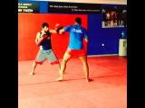 @renat_abu_ahmad on Instagram Утренняя тренировка