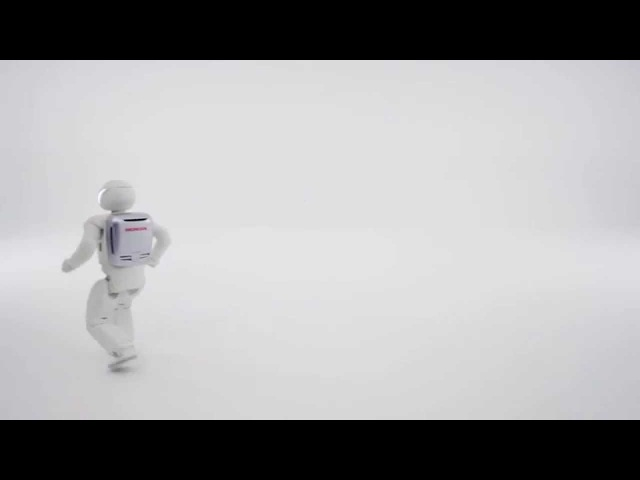 All-New ASIMO Running and Walking