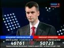 Поединок Жириновский VS Прохоров