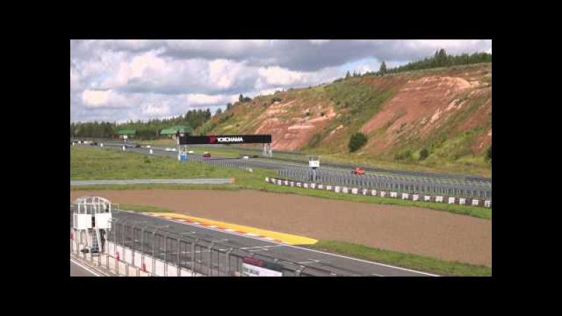 5-й этап Porsche Sport Challenge 2015 в Казани, 1-й круг