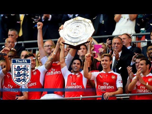 Arsenal 1-0 Chelsea - 2015 Community Shield | Goals Highlights