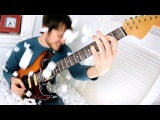 Metallica - Enter Sandman (BACKWARDS cover w solo)