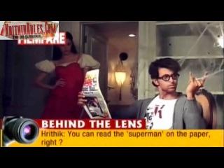 Hrithik Roshan's Photoshoot - Filmfare Anniversary Issue 2010