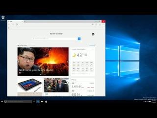Windows 10 Build 14267 - Messaging, Microsoft Edge and Cortana