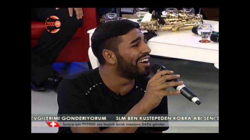 SALİH ZÜLÜF OĞLU İSYAN KOBRA ŞHOW TV 2000 romanayhan