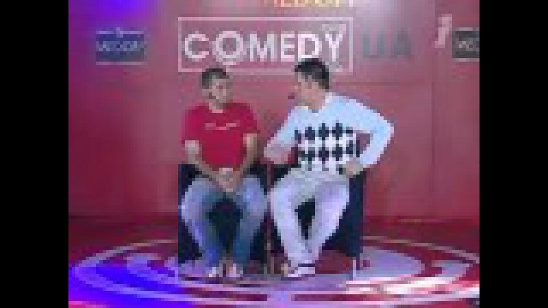 Comedy Дуэт имени Чехова Разговор отца с сыном телохранители