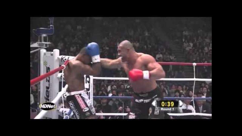 Jérôme Le Banner vs Tyrone Spong - 03042010 (Full Fight)