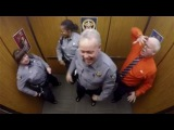 Sheriff's deputy retires after 29 years with hilarious elevator dance party