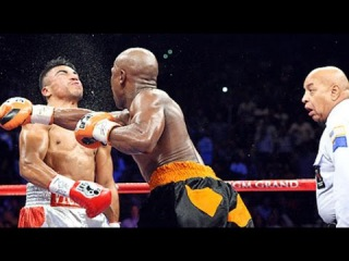 WORST CHEAP SHOTS IN BOXING HISTORY