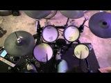M83 Oblivion Drum Cover