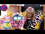 ✔ Ферби Бум и Ярослава играют на новом планшете / Furby Boom with Yaroslava ✔