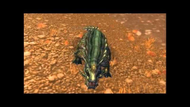 Kлуб Игропутешествий World of Warcraft Часть 1 - Barrens Волшебная Саванна Часть 1