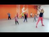 King AfricaLa bomba.Танцы для детей by Елена Корсун.All Stars Dance Centre 2015