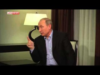 Путин объясняет про курс доллара и рубля