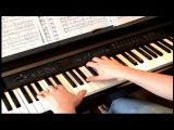 Chim chim cher EE - Mary Poppins - Piano