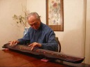 古琴演奏家呂培原 流水 guqin master Pui Yuen Lui Flowing Waters