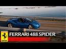 Ferrari 488 Spider - Official video / Video ufficiale
