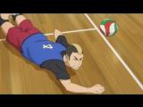 Волейбол!! (второй сезон) / Haikyuu!! Second Season TV - 9 серия [MVO] [2015]