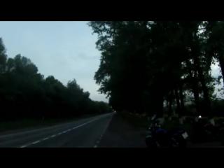 Звук без глушителя Suzuki Bandit 400