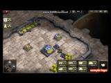 Как вынести бота за 3 мин в игре Honest War 3D стратеги (RTS)