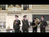 Хор Русской Армии и Olympic Brass - Играй мой баян