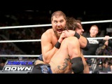 AJ Styles &amp Chris Jericho vs. The Social Outcasts' Curtis Axel &amp Adam Rose SmackDown, February 11..