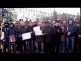Митинг в память о Немцове. НОД должен помочь людям выйти из тупика. 27.02.2016