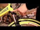 Велосипеды на литых дисках (BMW, Land Rover, Mercedes и др.). Отличия велосипедов на дисках