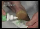 Демонстрация возможностей Be Natural Callus Eliminator и Be Natural Cuticle Eliminator