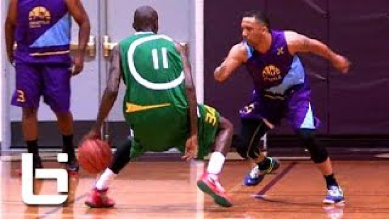 Jamal Crawford Has The BEST Handles In The WORLD OFFICIAL Mixtape Vol 2