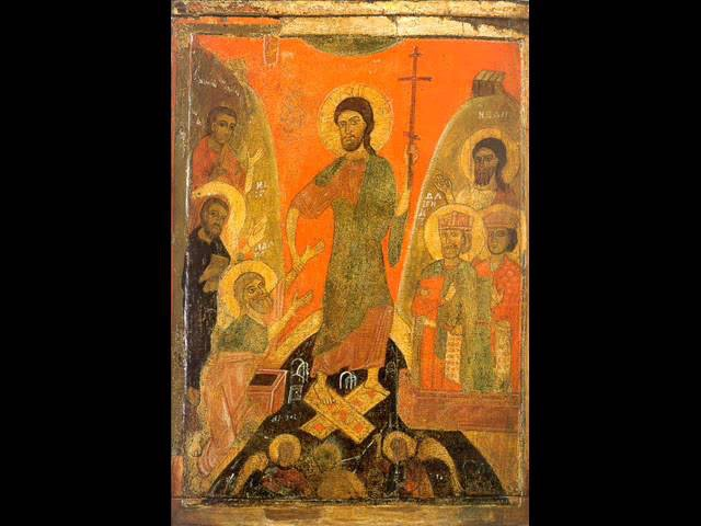 Хор Валаамского монастыря Христос Воскресе The Orthodox Chant Valaam Тропарь Пасхи греческий