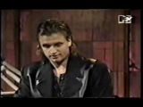 Lenny Wolf (Kingdom Come) interview on MTV, Hands Of Time 1991