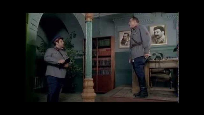 Приключения солдата Ивана Чонкина 6 серия