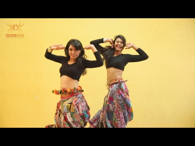 PINGA Dance from Bajirao mastani, Belly Dance Fusion