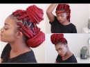 DIFFERENT WAYS I STYLE MY LARGE BOX BRAIDS | POETIC JUSTICE BRAIDS