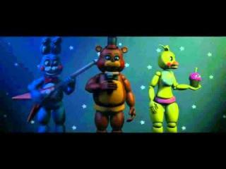 Клип-5 ночей с Фредди (Music video)#66