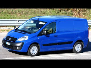 Fiat Scudo Cargo '2007–13