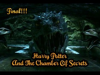 Harry Potter and The chamber of secrets #7-Василиск; Финал!