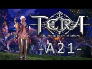Tera Online - А21 - Пулеметная очередь