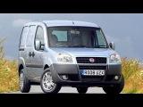 Fiat Doblo Cargo UK spec 223 '2005–09