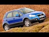 Fiat Sedici UK spec 189