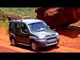Fiat Doblo Adventure 223 '2003–09