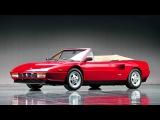 Ferrari Mondial T Cabriolet US spec