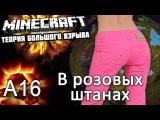 Minecraft - Теория Большого Взрыва - А16 - В розовых штанах