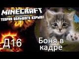Minecraft - Теория Большого Взрыва - Д16 - Боня в кадре