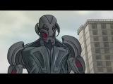 Как следовало закончить фильм Мстители: Эра Альтрона. Часть 2