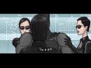 """Бэт-вражда.Пародия на""""Бэтмен против Супермена"""" и""""BAD BLOOD""""feat.Бэтмен(В РИФМУ)"""